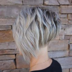 25 Pixie Bob Hairstyles for a Neat Look Popular Short Hairstyles, Bob Hairstyles For Fine Hair, Hairstyles 2018, Layered Hairstyles, Female Hairstyles, Trendy Hairstyles, Short Hair With Layers, Short Hair Cuts, Short Hair Styles
