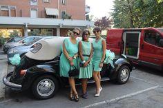 Tre damigelle da tiffany