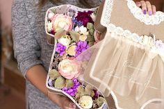 Charmé / Sweet Flowers (Букеты из конфет)