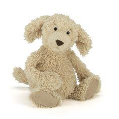 Jellycat Kuscheltier Raggedy Hund - lohnende Bonuspunkte sammeln, auf Rechnung bestellen, DHL Blitzlieferung!