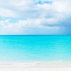 • endless blue • follow @sea_sage on instagram - turks and caicos