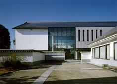 Kawagoe City Art Museum at sakakura associates
