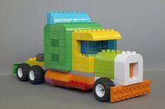 Lego Duplo truck (vehicals, cars)