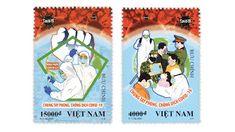 KERAILY.info Tervetuloa keräilyn kiehtovaan maailmaan! : COVID-19 postimerkkejä maailmalta First Day Covers, Vietnam, Stamp, Books, Art, Morocco, Art Background, Libros, Stamps