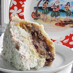Mele Kalikimaka Pie