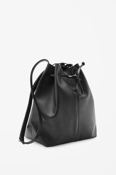cos unstructured leather backpack - Buscar con Google