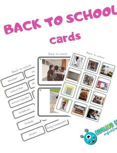 BLOG - Strona 2 z 27 - englishfreak.pl English Book, Do Homework, School Supplies, Back To School, Objects, Teacher, Frame, Cards, Blog
