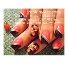 famous stars and straps by robinmoses - Nail Art Gallery nailartgallery.nailsmag.com by Nails Magazine www.nailsmag.com #nailart