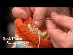 Erlbacher Sock Knitting Machine Training | special video2