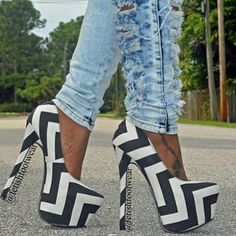 ♥ Cute Heels, Sexy Heels, Pumps Heels, Dream Shoes, Crazy Shoes, Heeled Boots, Shoe Boots, Heeled Flip Flops, Beautiful High Heels