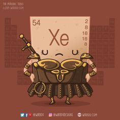 Web Xenon Funny Puns, Funny Cartoons, Science Puns, Girl Face Drawing, Nerd Jokes, Text Pictures, Cosplay, Writing Prompts, Chemistry