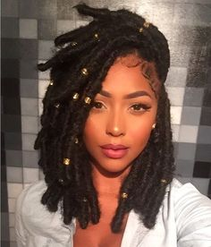 Party Hairstyles 631348441491944770 - 4 Delightful Clever Tips: Black Women Hairstyles Diy black women hairstyles diy. Faux Locs Hairstyles, Braided Hairstyles For Black Women, My Hairstyle, Party Hairstyles, Girl Hairstyles, Protective Hairstyles, Wedding Hairstyles, Hairstyles Pictures, Beehive Hairstyle
