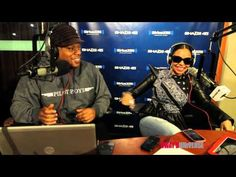 Ashanti Mentions Dating Nelly on Sway in the Morning