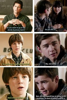 Supernatural the family business