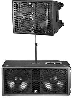 line array speaker used pa system for line array sound system yorkville paraline psa1s subwoofer psa1 line array speaker