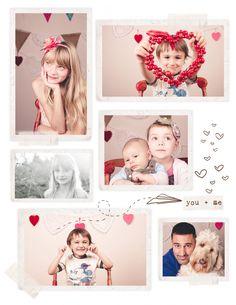 Valentine's Day photo ideas...cute!