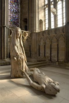Family History Book, History Books, Wade In The Water, Durham City, St Johns College, Durham Cathedral, Sculptures, Lion Sculpture, Northern England