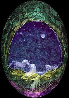 Susan Seddon Boulet - Unicorns Unicorn And Fairies, Unicorn Fantasy, Unicorns And Mermaids, Fantasy Art, Mythological Animals, Unicorn And Glitter, Unicorn Pictures, The Last Unicorn, Fairytale Art