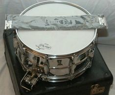 Ludwig Drums, Snare Drum, Instruments, Usa, Musical Instruments, Box, America, Tools