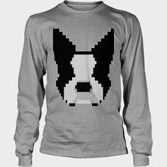 #Boston #Terrier Face Grandpa Grandma Dad Mom Girl Boy Guy Lady Men Women Man Woman Dog Lover, Order HERE ==> https://www.sunfrogshirts.com/Pets/129334872-829313596.html?89703, Please tag & share with your friends who would love it, #jeepsafari #renegadelife #christmasgifts