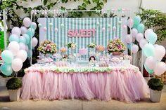 Encontrando Ideias: Festa Candy Color!!