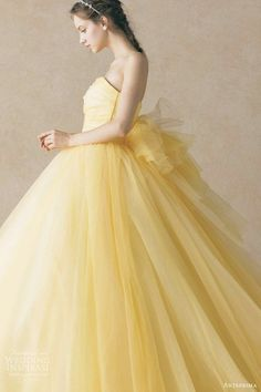 ディズニープリンセスに憧れて♡プリンセス別ウェディングドレスまとめ*にて紹介している画像