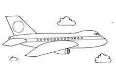 38 best airplane coloring pages images on pinterest airplanes