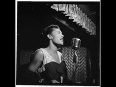 """Billie Holiday ~ Born: April 1915 and Died: July Billie Holiday was an American jazz singer and songwriter. Nicknamed """"Lady Day"""" by her friend and musical partner Lester Young, Holiday had a seminal influence on jazz and pop singing. Nina Simone, Lady Sings The Blues, Merle Oberon, Strange Fruit, Cool Jazz, Ella Fitzgerald, Louis Armstrong, Sean Penn, Miles Davis"""