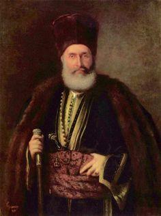 Portretul Marelui Ban Nasturel Herescu