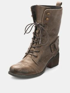 Definitions Moening Block Heel Leather Lace-up Worker Boots Worker Boots, Department Store, Leather And Lace, Definitions, Block Heels, Combat Boots, Kids Fashion, Lace Up, Stuff To Buy