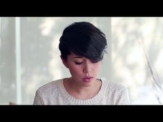 Say Something - A Great Big World & Christina Aguilera (Official Music Cover) by Kina Grannis - YouTube