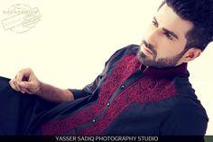 Nauman Arfeen by Naushemian Latest Eid-Ul-Fitr Dresses 2014 for Men (5)
