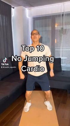 Gym Workout For Beginners, Gym Workout Tips, Fitness Workout For Women, Easy Workouts, Workout Videos, At Home Workouts, 15 Minute Workout, Senior Fitness, Excercise