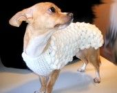 Sweater Coat for Chihuahua, Cila would be so cute!