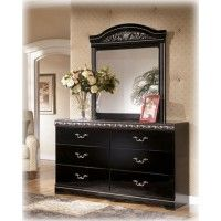 Constellations Dresser & Mirror
