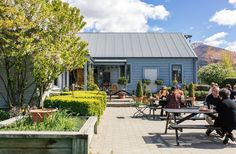 Outside of the hustle and bustle of town life, this gorgeous little foodstore and cafe is nestled into the countryside, complete with an extensive menu of delicious food and a large variety of cool things to take home.