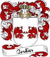 Cordier Coat of Arms  Cordier Family Crest   VIEW OUR FRENCH COAT OF ARMS / FRENCH FAMILY CREST PRODUCTS HERE