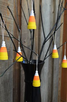 Candy Corn Quilled Ornaments $15