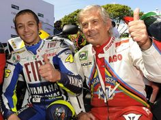 There are 2 records remaining for Rossi, not one. Total number of GP's won at 121 and winning the championship twice by beating an existing champion into 2nd place (not 3rd, 4th...). So next year he will have to beat Lorenzo. Ago beat Hailwood twice into 2nd place.