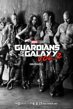 Guardians Of The Galaxy Vol. 2 Gets Posterized And Trailerized