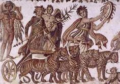 View top-quality stock photos of Triumph Of Bacchus Mosaic From Roman Empire From Sousse Sousse Tunisia. Ancient Rome, Ancient Art, Ancient History, Ancient Greece, Art Romain, Roman Artifacts, Roman Sculpture, Roman History, Roman Mythology