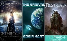 9/21 See it First with Fantasy Ebooks - instaFreebie  #instaFreebie #scifi