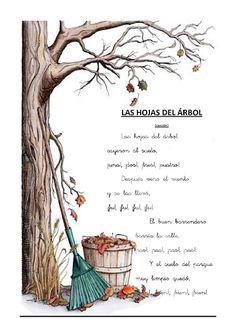 otoño - gloria casado - Picasa Web Albums High School Spanish, Elementary Spanish, Spanish Teacher, Spanish Classroom, Child Teaching, Teaching Art, Kids Learning, Spanish Lesson Plans, Spanish Lessons