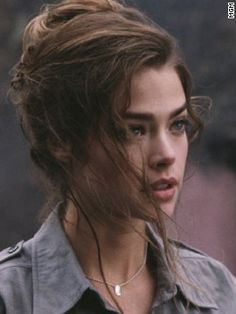 "Denise Richards is atomic physicist Dr. Christmas Jones in the 1999 film ""The World Is Not Enough."""