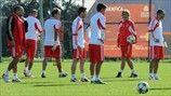 Jorge Jesus (SL Benfica) | Benfica 2-1 Celtic. 20.11.12.