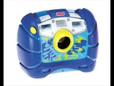 Kid Tough Waterproof Digital Camera Review Fisher Price, Cameras Nikon, Kids Electronics, Waterproof Camera, Camera Accessories, Pet Store, New Kids, Digital Photography, Games For Kids