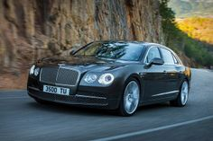 2014 Bentley Flying Spur  ♥ #cars #sexy