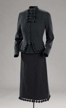 Suit, House of Worth, 1938-39