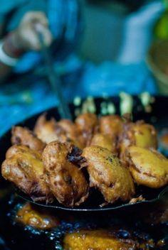 Potato Chops:  Best Hyderabad Street Foods