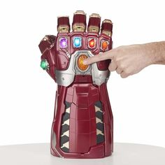 Shop Marvel Legends Series Avengers: Endgame Articulated Electronic Fist Power Gauntlet at Best Buy. Find low everyday prices and buy online for delivery or in-store pick-up. Die Avengers, Avengers Movies, Marvel Characters, Iconic Characters, Top Christmas Toys, Christmas Gifts For Kids, Hasbro Marvel Legends, Marvel Legends Series, Captain Marvel